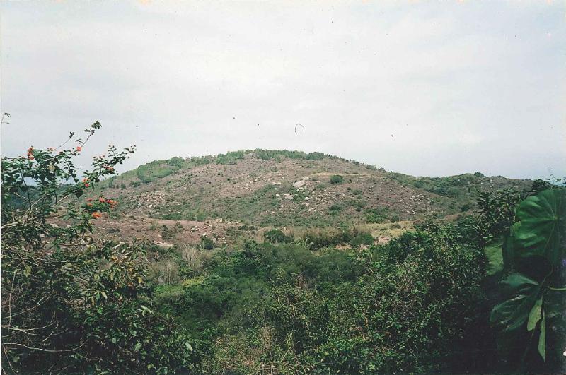 Original land